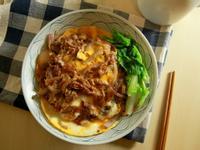 滑蛋牛肉蓋飯_小七食堂