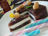紅豆牛奶甜凍【小七派對美食】