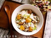 香菇栗子釜飯(電鍋版)