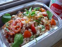 涼拌蕃茄米型麵沙拉「味之素品牌」高鮮味精