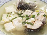 【厚生廚房】薑絲豆腐鮮魚湯
