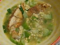 絲瓜紅尼羅魚湯