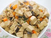 豆腐香菇肉燥