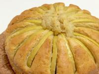 青蘋果片鑲蛋糕(6吋模)