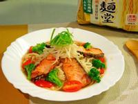 鮭魚味噌拉麵_真麵堂