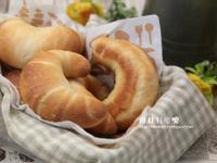 日本超夯鹽奶油の卷麵包