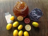 Kumquat Jam-自製金桔果醬❤!