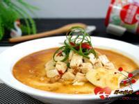 肉末豆腐燴蛋羹「味之素品牌」高鮮味精