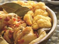 鮮菌咖喱雞