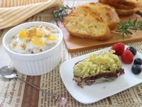 一鍋出一桌:藜麥八寶粥+蒸地瓜+法式吐司