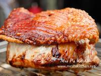 脆皮烤豬 【超簡單3步驟】