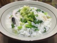 虱目魚蔬菜粥