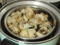 麻油雞飯(電鍋版)