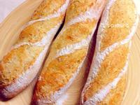 免揉香草法國麵包
