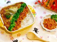 義式肉醬焗飯【蕃茄醬懶人料理】