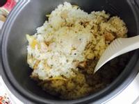 麻油松阪豬肉飯~對付寒冬的好料理