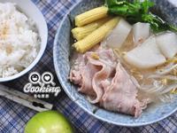 味噌大骨燉蘿蔔湯【台灣好農】