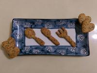 黃豆渣餅乾