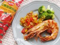 [排餐]舔手指茄汁乾燒蝦~蕃茄醬懶人料理