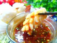年菜冷盤-五味中卷【蕃茄醬懶人料理】