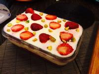 草莓提拉米蘇