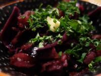紅高麗菜+蘋果燉菜