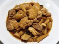 醬燒菇菇玉米雞腿 照燒雞腿