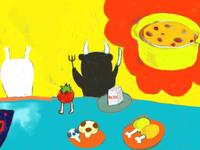 減肥餐-豆漿雞肉鍋