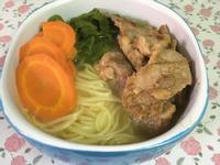 五木油麵(湯)