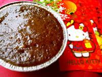 黑糖糙米芝麻甜粿