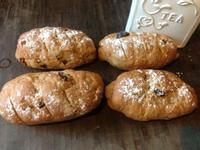 Wheat Bread-全麥葡萄乾麵包❤