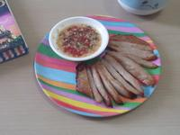 泰式烤豬頸肉