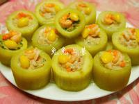 黃瓜鑲肉(年菜)