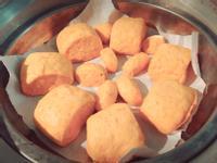 南瓜黃金饅頭(電鍋版)·可當寶寶副食品