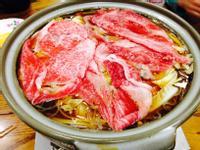 日式火鍋~壽喜燒