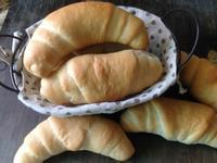 海鹽奶油捲麵包❤!!!