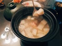 白蘿蔔昆布雞翅湯