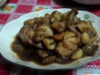 三杯菇菇雞-全聯料理王大賽
