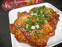 茄香煎豬排-蕃茄醬懶人料理