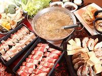 東北酸白菜白肉火鍋