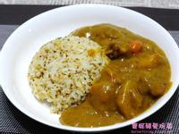 日式咖哩牛肉