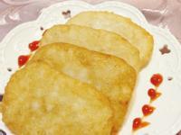 酥脆軟Q薯餅