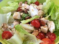 群邑地中海式飲食防失智-高纖超彈雞肉沙拉