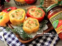 茄汁馬鈴薯彩椒盅-CLASSICO義麵醬