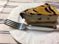 藍莓重乳酪蛋糕【烘焙展西式食譜】