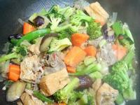 營養均衡超簡易日式燉蔬菜~超膨派