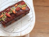 微微醺巧克力堅果磅蛋糕【烘焙展西式食譜】