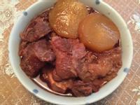 滷牛筋(快鍋料理)
