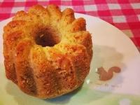 花生醬小蛋糕。烘焙展西式食譜