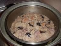 素食芋頭香菇粥